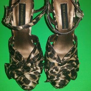 Steve Madden Luxe Animal print heels
